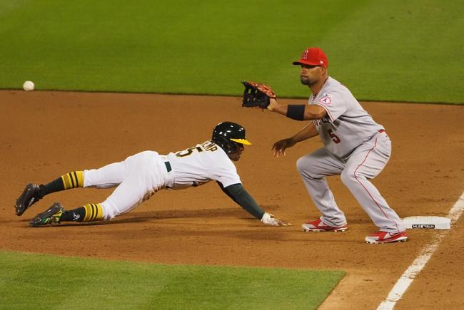 Oakland Athletics vs. Los Angeles Angels - 7/25/20 MLB Pick, Odds, and Prediction