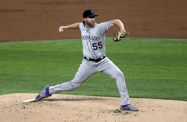 Colorado Rockies vs. San Diego Padres - 7/31/20 MLB Pick, Odds, and Prediction