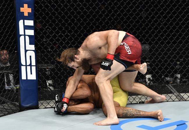 UFC Vegas 13: Andrei Arlovski vs. Tanner Boser Picks, Odds, and Predictions
