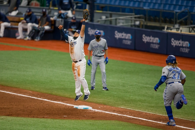 Tampa Bay Rays vs. Toronto Blue Jays - 7/26/20 MLB Pick, Odds, and Prediction
