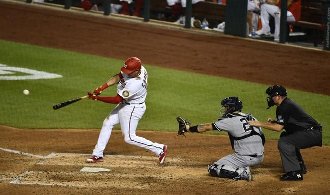 Washington Nationals vs. New York Yankees - 7/26/20 MLB Pick, Odds, and Prediction