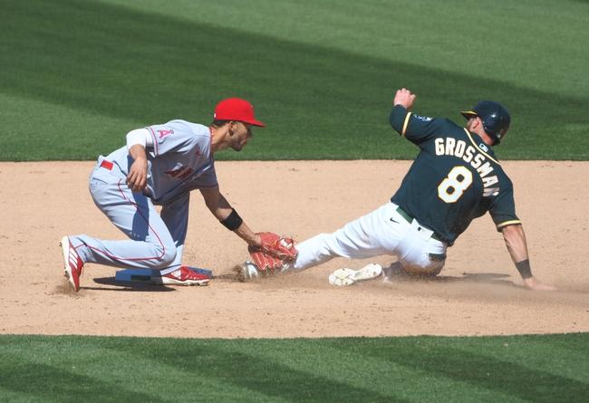 Oakland Athletics vs. Los Angeles Angels - 7/27/20 MLB Pick, Odds, and Prediction