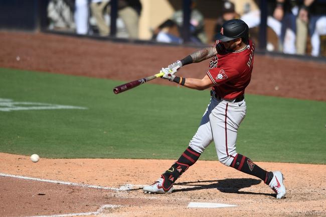 San Diego Padres vs. Arizona Diamondbacks - 7/27/20 MLB Pick, Odds, and Prediction