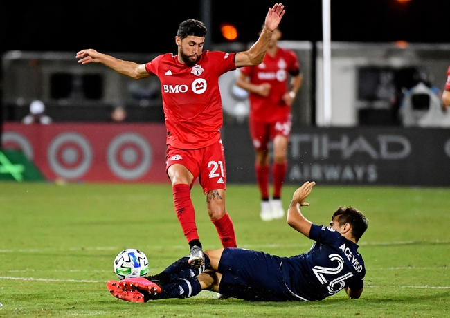 MLS Betting Odds & Lines for Canada