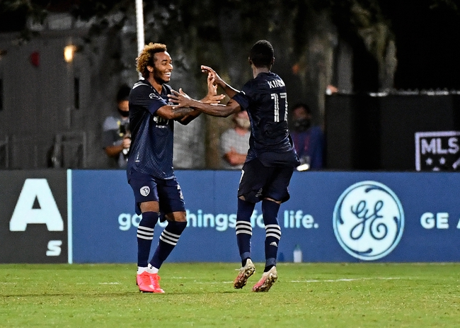 Sporting Kansas City vs. Philadelphia Union - 7/30/20 MLS Soccer Pick, Odds, and Prediction