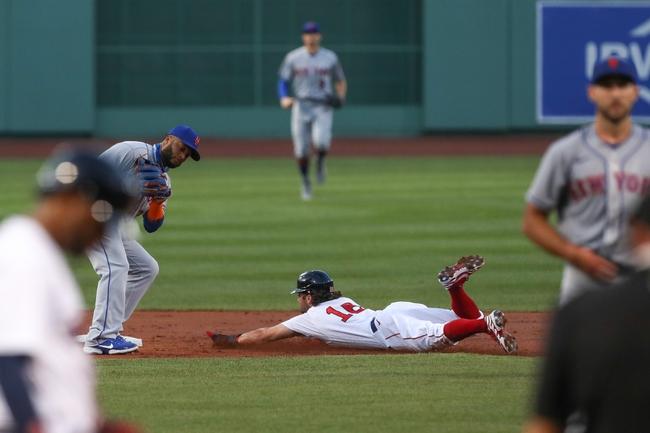 Boston Red Sox vs. New York Mets - 7/28/20 MLB Pick, Odds, and Prediction