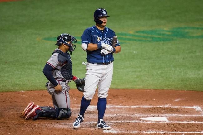 Tampa Bay Rays vs. Atlanta Braves - 7/28/20 MLB Pick, Odds, and Prediction