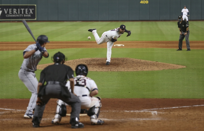Houston Astros vs. Seattle Mariners - 8/14/20 MLB Pick, Odds, and Prediction