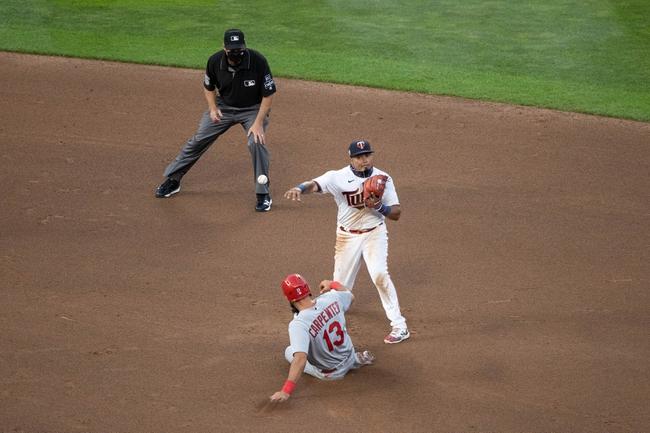 Minnesota Twins vs. St. Louis Cardinals - 7/29/20 MLB Pick, Odds, and Prediction