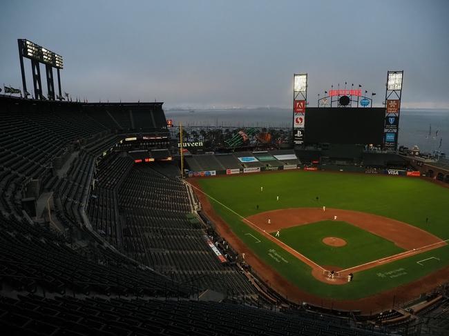 San Francisco Giants vs. San Diego Padres - 7/29/20 MLB Pick, Odds, and Prediction