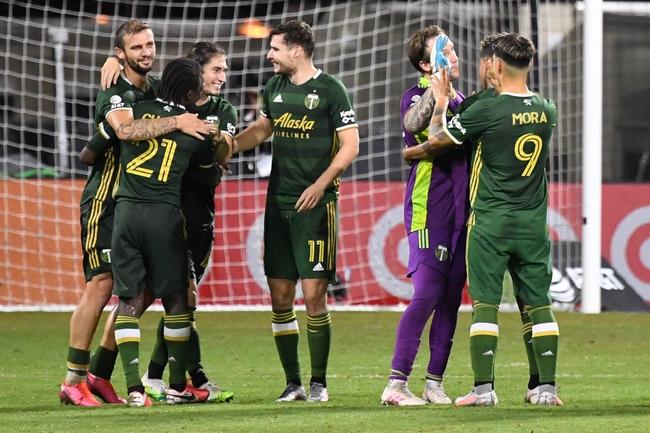 NYCFC vs. Portland Timbers - 8/1/20 MLS Soccer Picks and Prediction