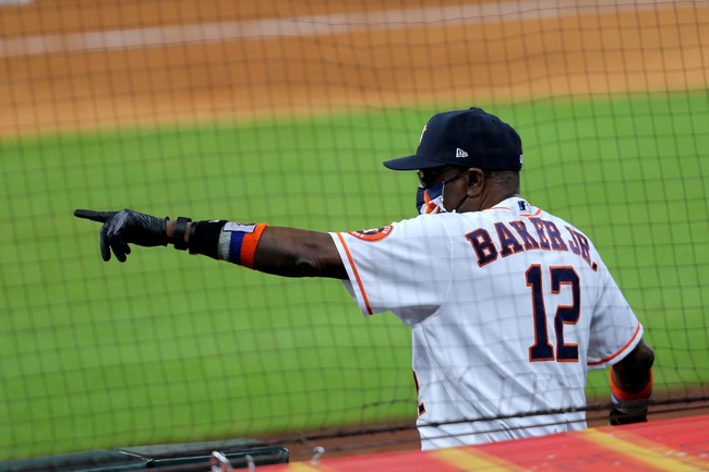 Houston Astros at Los Angeles Dodgers - 9/12/20 MLB Picks and Prediction