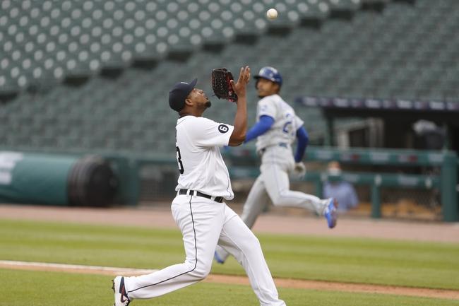 Detroit Tigers vs. Kansas City Royals - 9/15/20 MLB Pick, Odds, and Prediction