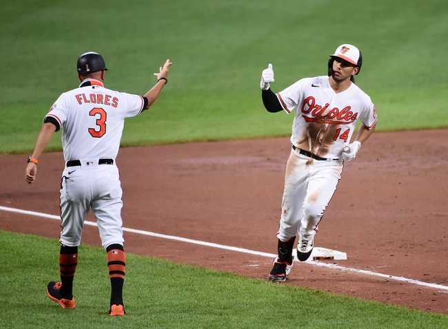 New York Yankees at Baltimore Orioles Game One  - 9/4/20 MLB Picks and Prediction
