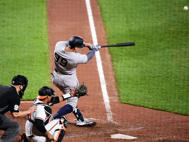 Baltimore Orioles vs. New York Yankees - 9/4/20 MLB Pick, Odds, and Prediction