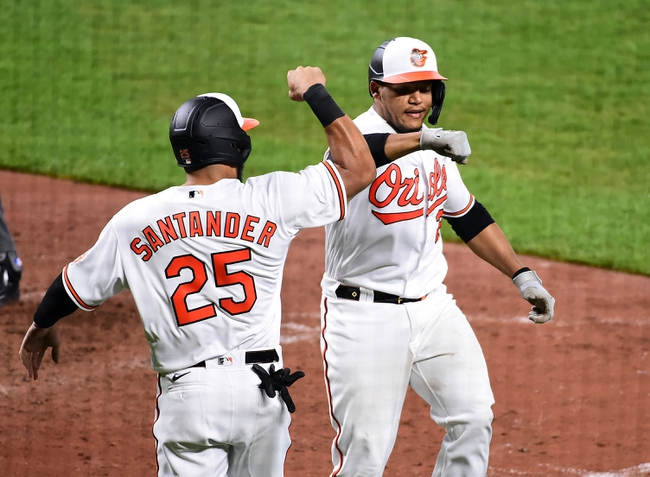 New York Yankees at Baltimore Orioles Game Two - 9/4/20 MLB Picks and Prediction