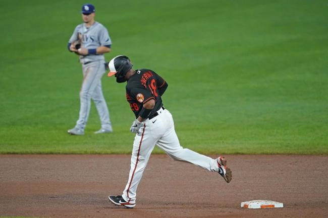 Tampa Bay Rays at Baltimore Orioles - 8/1/20 MLB Picks and Prediction