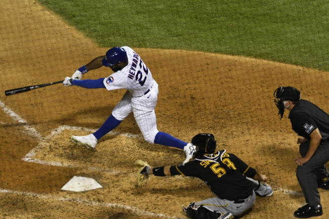Pittsburgh Pirates at Chicago Cubs - 8/1/20 MLB Picks and Prediction