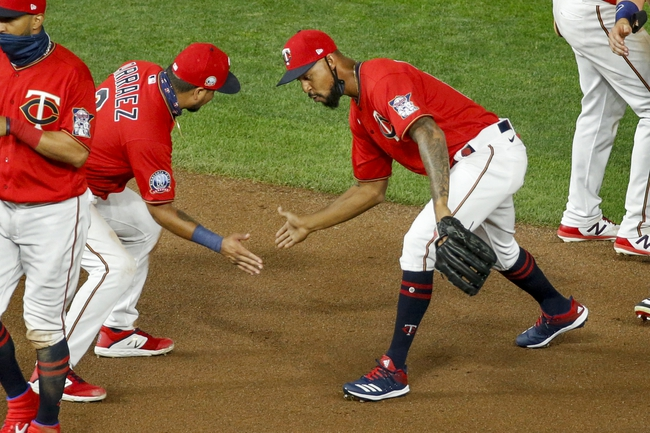 Cleveland Indians at Minnesota Twins - 8/1/20 MLB Picks and Prediction