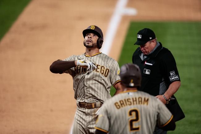 San Diego Padres at Colorado Rockies - 8/1/20 MLB Picks and Prediction