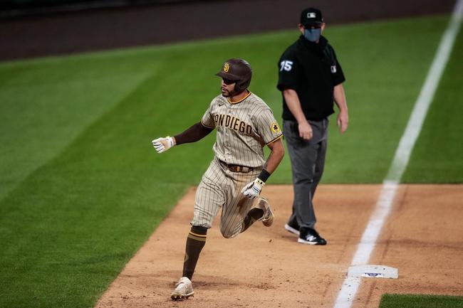 Colorado Rockies vs. San Diego Padres - 8/1/20 MLB Pick, Odds, and Prediction