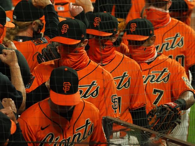 Texas Rangers at San Francisco Giants - 8/1/20 MLB Picks and Prediction