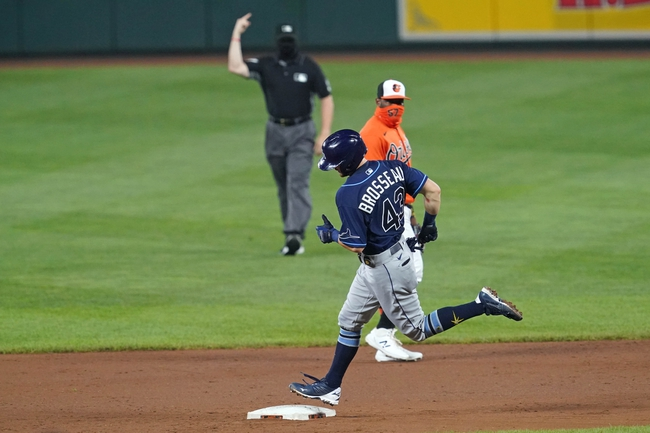 Baltimore Orioles vs. Tampa Bay Rays - 8/2/20 MLB Pick, Odds, and Prediction