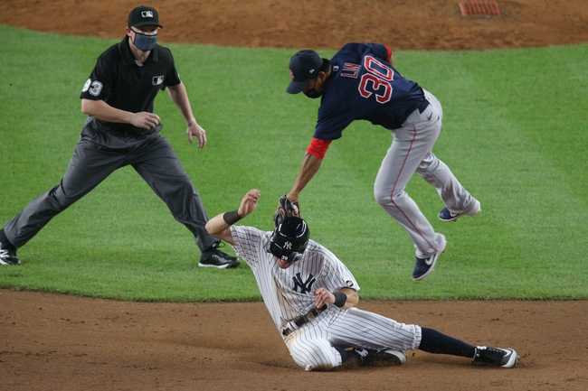 New York Yankees vs. Boston Red Sox - 8/2/20 MLB Pick, Odds, and Prediction