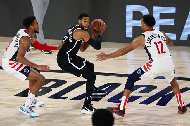 Brooklyn Nets vs. Washington Wizards NBA Picks, Odds, Predictions 12/13/20