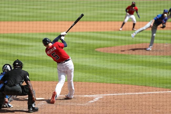 Atlanta Braves vs. New York Mets - 8/3/20 MLB Pick, Odds, and Prediction