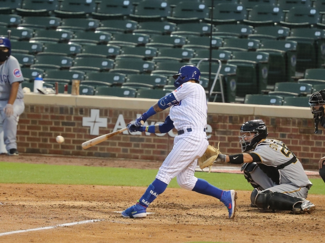 Pittsburgh Pirates vs. Chicago Cubs - 9/1/20 MLB Pick, Odds, and Prediction
