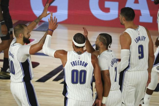 Orlando Magic vs. Brooklyn Nets - 8/11/20 NBA Pick, Odds, and Prediction