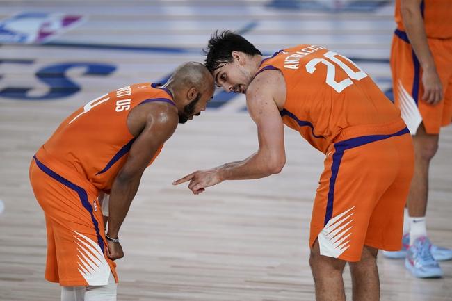 Tony T's Mavericks vs. Suns Side 8-13-2020
