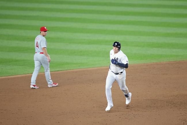 Philadelphia Phillies vs. New York Yankees - 8/5/20 MLB Game 2 Pick, Odds, and Prediction
