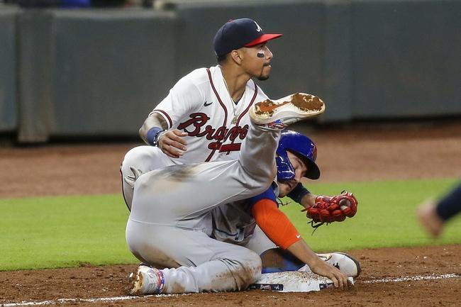 New York Mets vs. Atlanta Braves - 9/18/20 MLB Pick, Odds, and Prediction