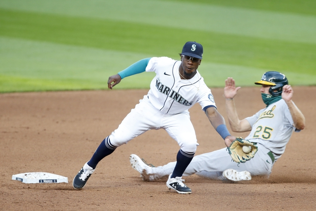 Oakland Athletics at Seattle Mariners Game 1 - 9/14/20 MLB Picks and Prediction