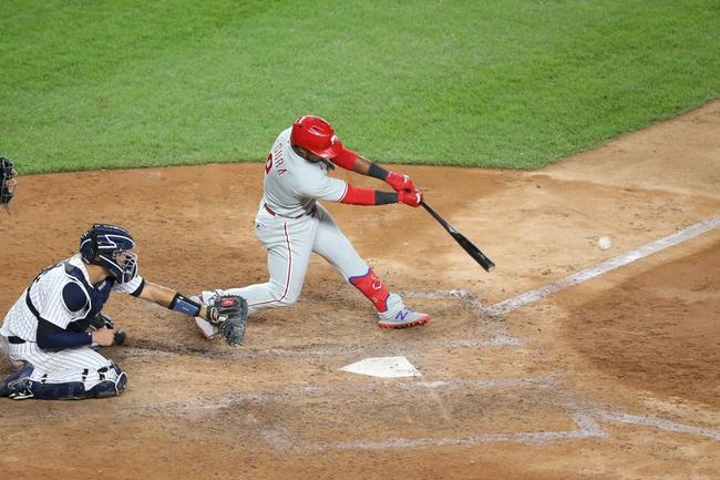 Philadelphia Phillies vs. New York Yankees Game 1 - 8/5/20 MLB Pick, Odds, and Prediction