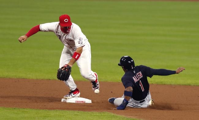 Cleveland Indians vs. Cincinnati Reds - 8/5/20 MLB Pick, Odds, and Prediction