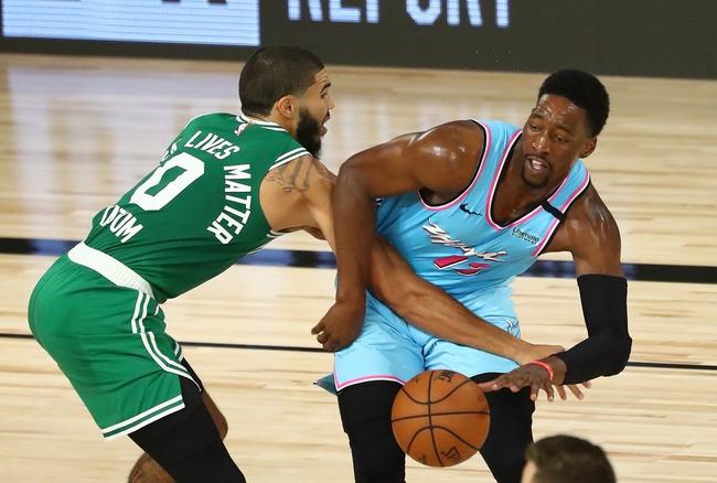 Boston Celtics vs. Miami Heat - 9/15/20 NBA Pick, Odds, and Prediction