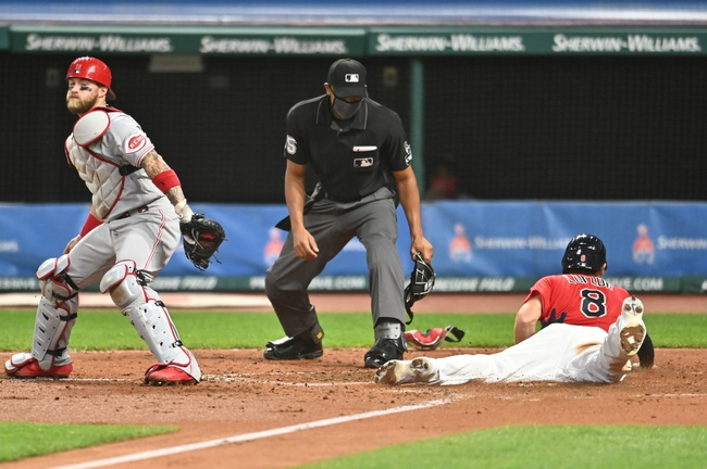 Cleveland Indians vs. Cincinnati Reds - 8/6/20 MLB Pick, Odds, and Prediction