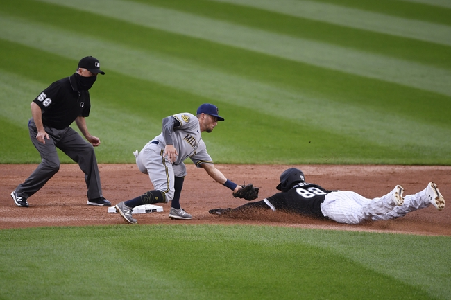 Chicago White Sox vs. Milwaukee Brewers - 8/6/20 MLB Pick, Odds, and Prediction
