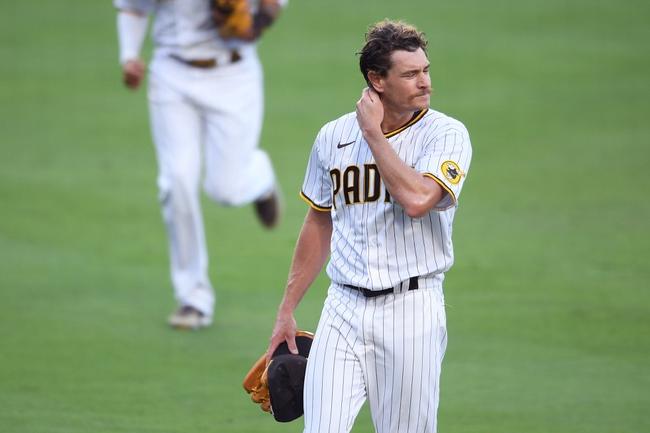 San Diego Padres vs. Houston Astros - 8/21/20 MLB Pick, Odds, and Prediction