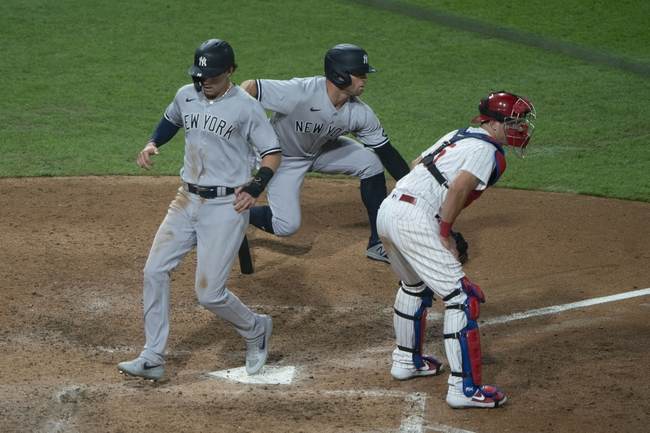 Philadelphia Phillies vs. New York Yankees - 8/6/20 MLB Pick, Odds, and Prediction