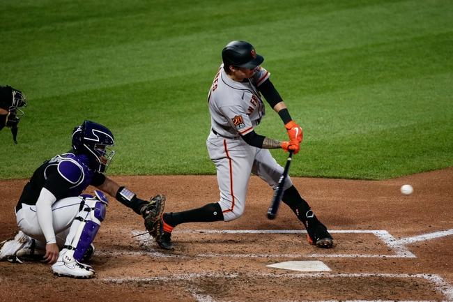 Colorado Rockies vs. San Francisco Giants - 8/6/20 MLB Pick, Odds, and Prediction