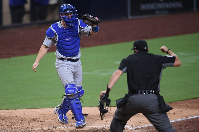 Los Angeles Dodgers vs. San Diego Padres - 8/10/20 MLB Pick, Odds, and Prediction