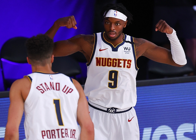 Los Angeles Lakers vs. Denver Nuggets - 8/10/20 NBA Pick, Odds, and Prediction