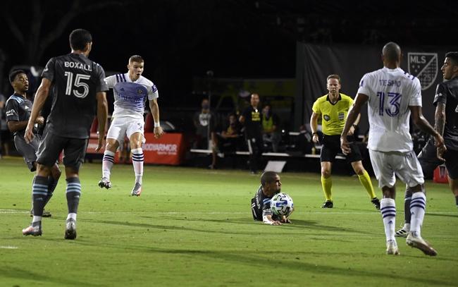 Orlando City SC vs. Portland Timbers - 8/11/20 MLS Soccer Pick, Odds, and Prediction