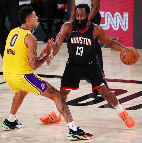 Los Angeles Lakers vs. Houston Rockets - 9/4/20 NBA Pick, Odds, and Prediction
