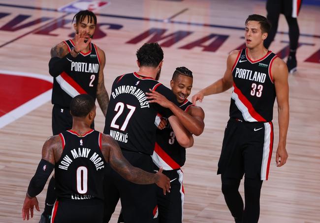Denver Nuggets vs. Portland Trail Blazers NBA Picks, Odds, Predictions 12/16/20