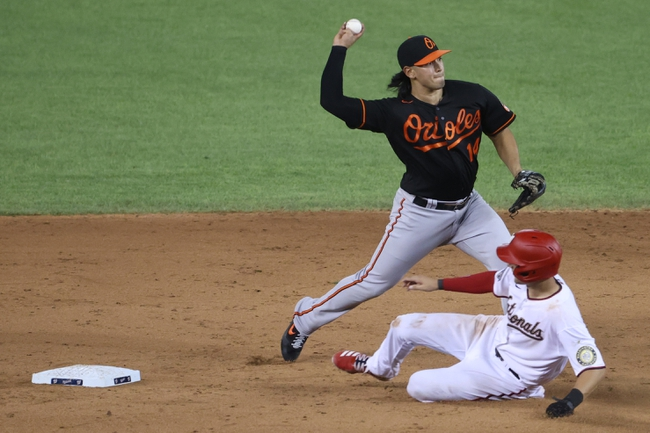 Washington Nationals vs. Baltimore Orioles - 8/8/20 MLB Pick, Odds, and Prediction